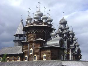 Церковь Покрова Богородицы и церковь Преображения Господня
